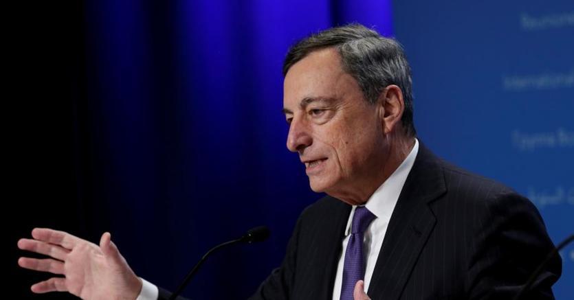 Draghi elogia il jobs act: riforma ok